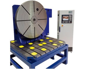 Rotary-Table-CNC-control